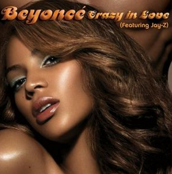 "Cover art for ""Crazy in Love"""