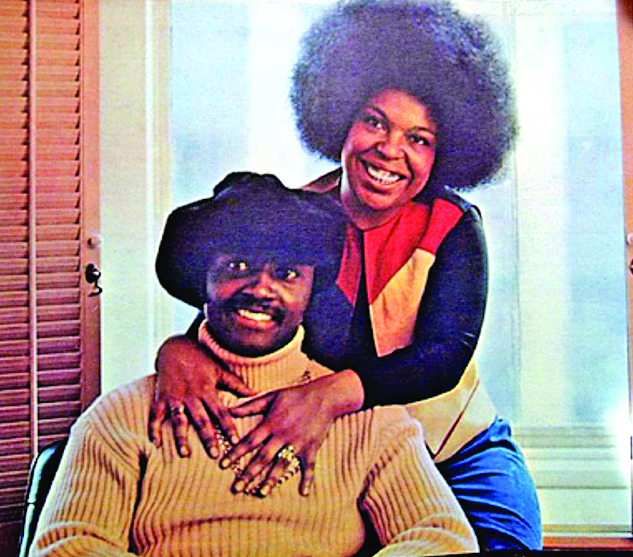 Roberta Flack and Donny Hathaway