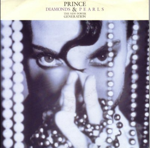 "Cover art for ""Diamonds and Pearls"""