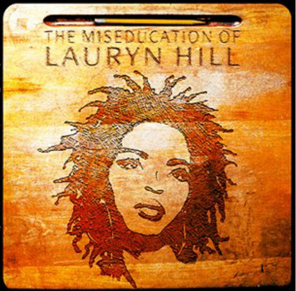 "Cover art for ""The Miseducation of Lauryn Hill"""