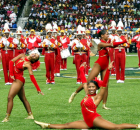 By the 1960s, HBCU marching bands had developed a distinctive style and tradition. (Provided photo)