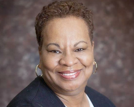 Paulette Patterson Dilworth, UAB's vice president for Diversity Equity and Inclusion.