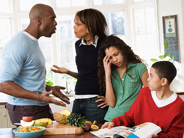 Overbooked families get stressed out and tend to argue more. (Provided photo)