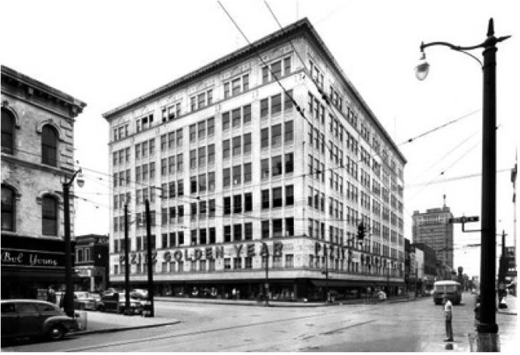 The Pizitz department store was once a major shopping destination in Birmingham. (Contributed photo)