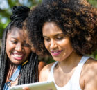 Black millennials are 11.5 million strong and lead a viral vanguard that is driving African-Americans' innovative use of mobile technology and closing the digital divide. (Adobe stock)