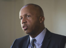 Bryan Stevenson, the founder and executive director of the Montgomery-based Equal Justice Initiative (EJI) continues to fight against poverty and racial discrimination in the criminal justice system. (Bernard Troncale, special to The Times)