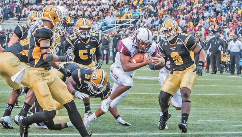 This year's Magic City Classic has all the makings of a great HBCU matchup. (File photo)