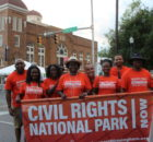 Area residents and local officials are all in support of a legislative proposal to create the Birmingham Civil Rights National Historical Park. (Ariel Worthy, The Birmingham Times)