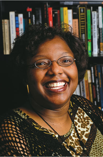Author Tondra Loder-Jackson spent more than a decade researching the stories and experiences of African-American educators in Birmingham from the 19th century to the present day.
