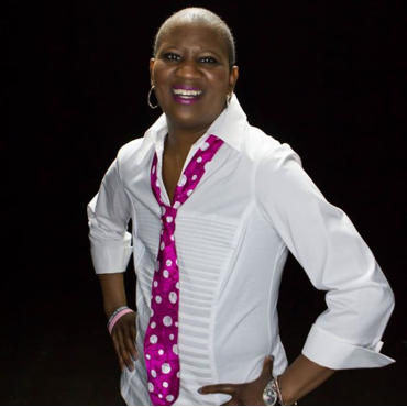 Comedian Carla Youngblood chose laughter as medicine to deal with a diagnosis of breast cancer. (Contributed photo)