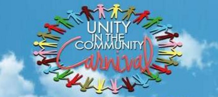 New Hope Baptist Church's Unity in the Community carnival hopes to bring families together. (Event poster)