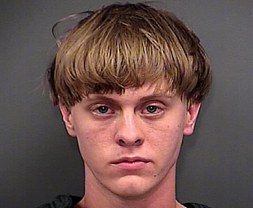 This June 18, 2015, file photo, provided by the Charleston County Sheriff's Office shows Dylann Roof. Court documents unsealed Friday, Nov. 11, 2016, in the federal death penalty trial of Dylann Roof indicate the judge believes it's possible the white man charged with gunning down nine black parishioners may not be mentally competent to stand trial. (Charleston County Sheriff's Office via AP, File)