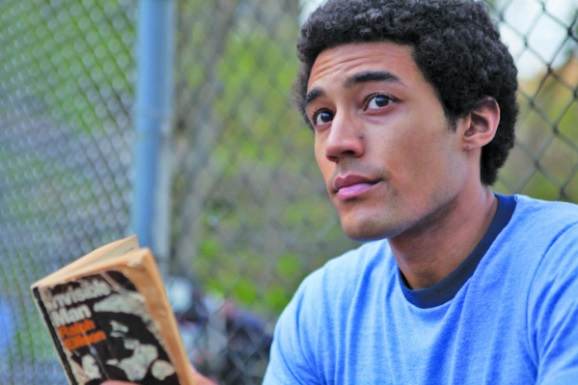 """Actor Devon Terrell stars as young Barack Obama in """"Barry. His diction, facial expression and mannerism could not have been articulated better by anyone but President Obama himself. (Netflix)"""