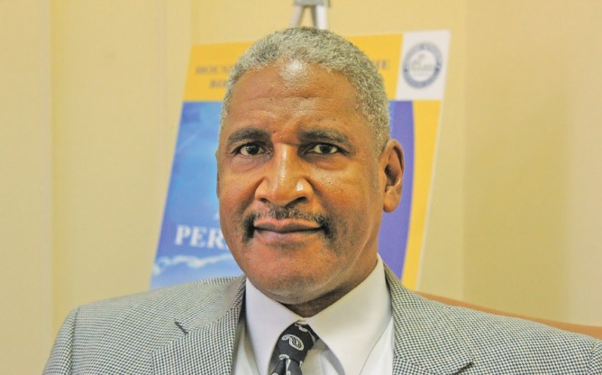 Housing Authority President and CEO Michael Lundy said the success of the neighborhoods depend heavily on neighborhood involvement. (Provided photo)