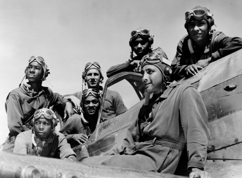 The Tuskegee Airmen earned an important part in military and American history. (Provided photo)