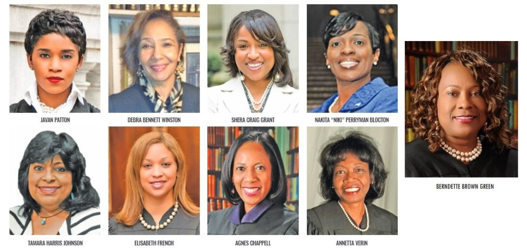 Black women dominated the local elections Tuesday.