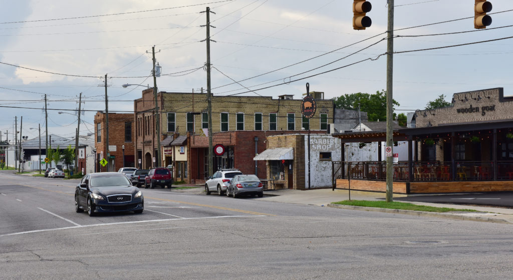 The resurgence of several neighborhoods including Avondale with both residential and commercial properties. (Barton Perkins, special to The Birmingham Times)