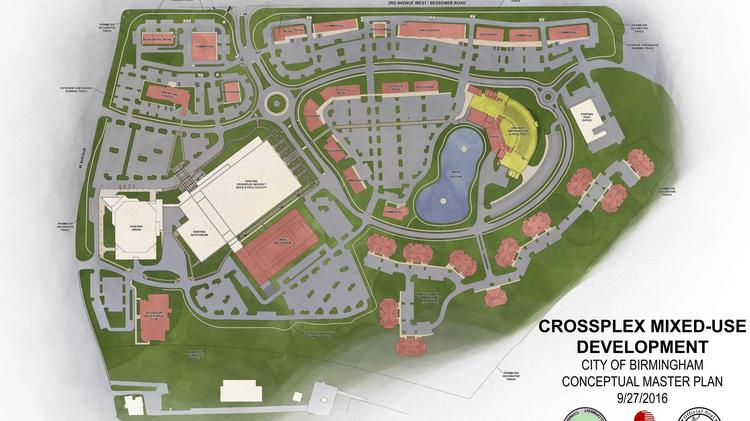 Construction on the Crossplex Village in Five Points West could begin as soon as mid-January, said Developer Bob Nesbitt of Engel Realty. The development will provide Five Points West with a 101-room Comfort Inn and Suites and a Starbucks in Phase One as well as retail shopping and restaurants, walking trails, an amphitheater seating up to 4,000 people.