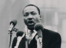 Martin Luther King, Jr. (Wikimedia Commons)