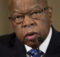 """In this Jan. 11, 2017 file photo, Rep. John Lewis, D-Ga. testifies on Capitol Hill in Washington at the confirmation hearing for Attorney General-designate, Sen. Jeff Sessions, R-Ala., before the Senate Judiciary Committee. Lewis says he's doesn't consider Donald Trump a """"legitimate president,"""" blaming the Russians for helping the Republican win the White House. (AP Photo/Cliff Owen, File)"""