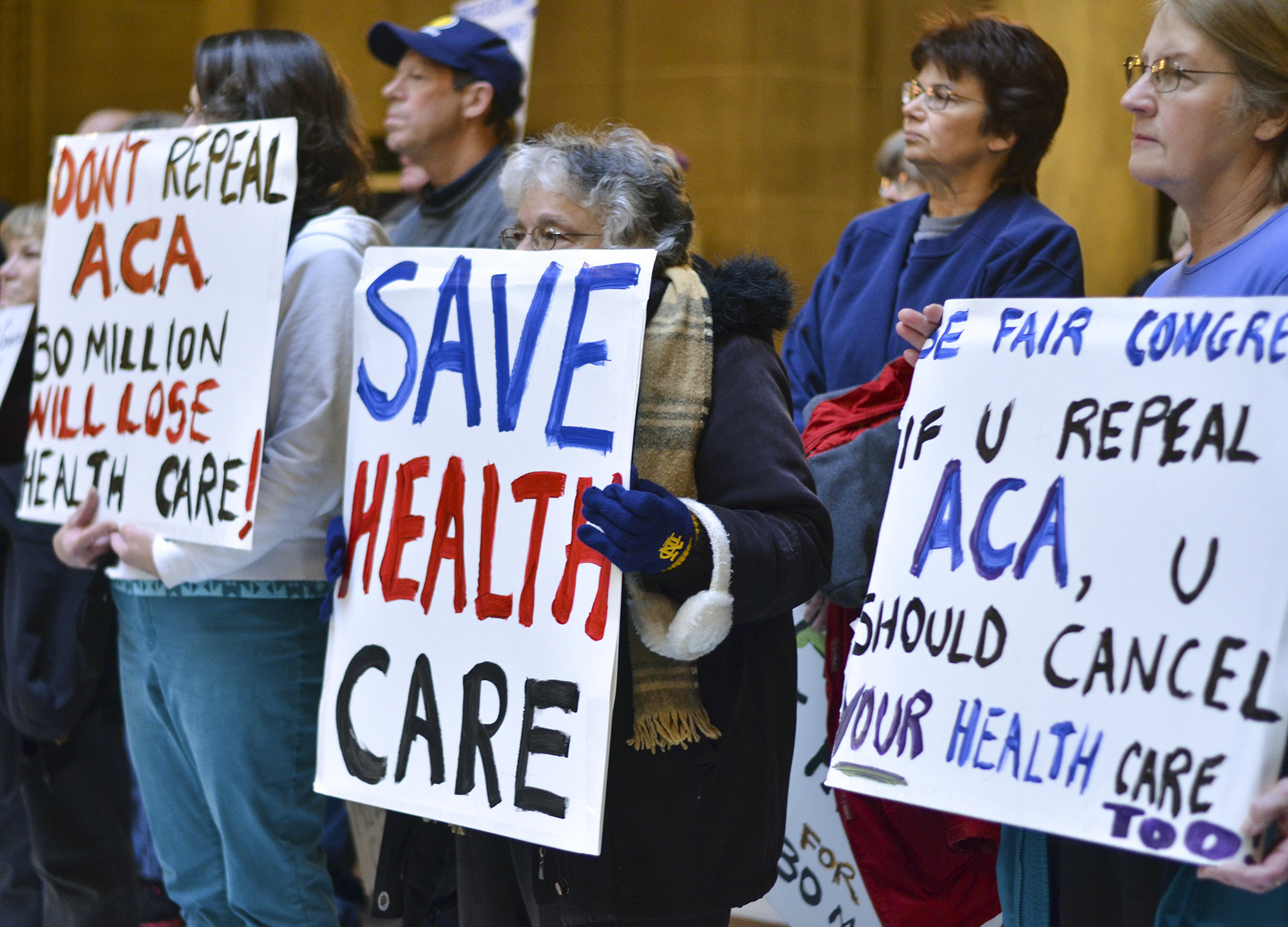 obama care One year after republicans voted to dismantle parts of obamacare and leave 23 million americans without health insurance, a new poll showed that voters in key midterm districts were less likely to vote for representatives who attacked it.