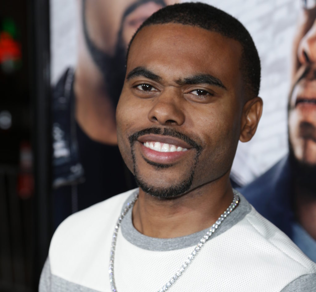 """Lil Duval arrives as Universal Pictures presents the World Premiere of """"Ride Along"""" at The TCL Chinese Theater in Hollywood, CA on Monday, January 13, 2014 (Alex J. Berliner/ABImages, via AP Images)"""