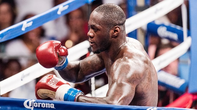 Deontay Wilder could have a replacement opponent named this week. (Nik Layman, Alabama NewsCenter)