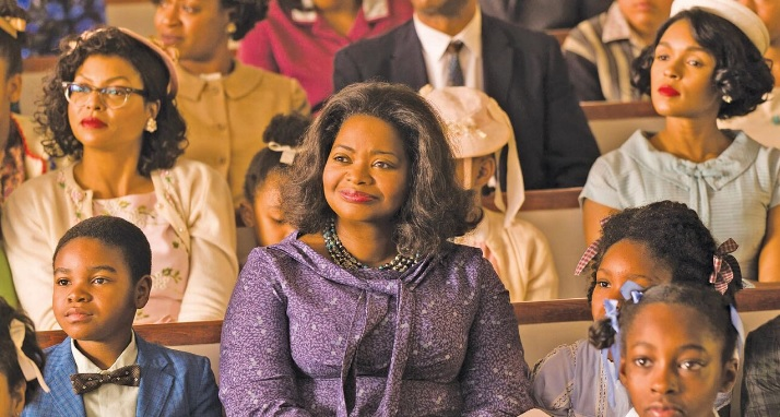 Birmingham Mayor William Bell will host 140 city school students this month at a private screening of the hit movie, 'Hidden Figures,' which stars Octavia Spencer. (Fox Pictures)
