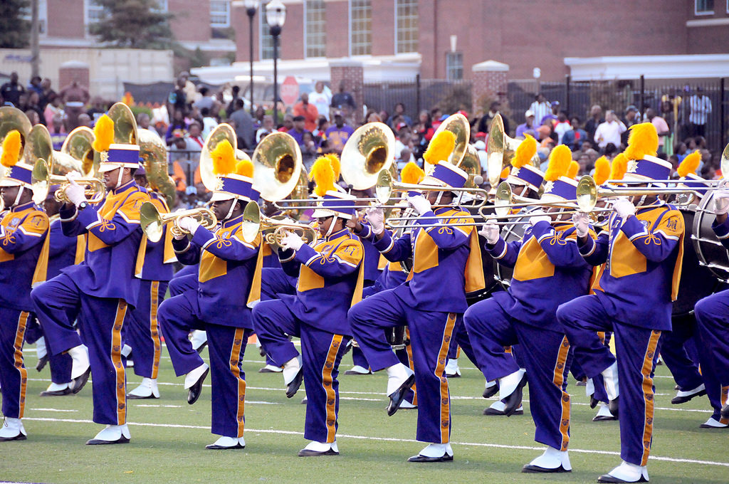The Purple Marching Machine remains one of the premier bands in the nation. (Provided photo)
