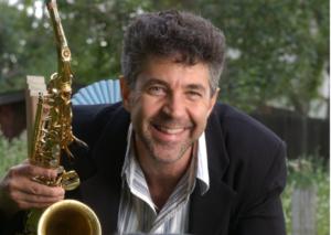 Jazz Saxophonist Nelson Rangell