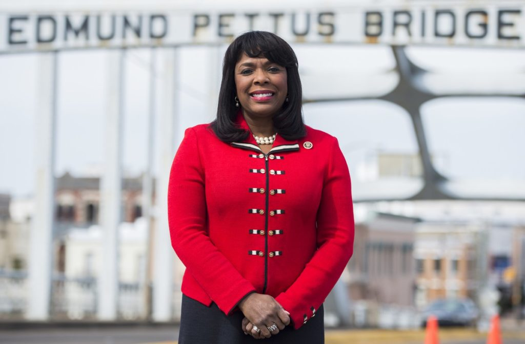 Rep. Terri Sewell (D-Ala.) is serving her fourth term representing Alabama's 7th Congressional District. She has held several leadership positions, including Freshman Class President for the 112th Congress, and she sits on the House Permanent Select Committee on Intelligence. (Provided photo)