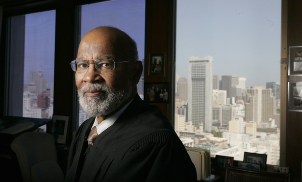 U.S. District Court Judge Thelton Henderson