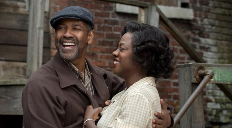 "Denzel Washington stars as Troy Maxon in ""Fences,"" while Viola Davis plays his wife. (Courtesy photo)"