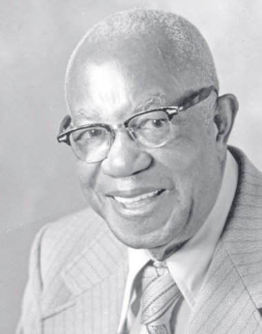 A.G. Gaston was a prominent Birmingham businessman.