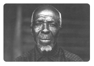 Cudjo Lewis helped found Africatown, a settlement outside of Mobile, with former slaves from the slave ship Clotilda.