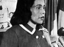 Coretta Scott King was a leader in her own right, a gritty fighter for her husband's legacy. (AP Photo)