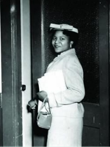 Autherine Lucy Foster became the first African American to enroll at the University of Alabama.
