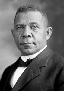 Booker T. Washington founded Tuskegee University.