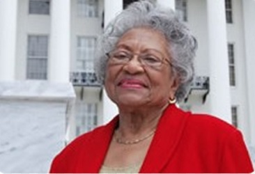 Dr. Ethel Hall was the first African-American to serve as vice president of the Alabama State Board of Education.