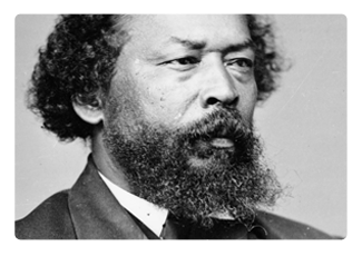 Benjamin Sterling Turner became the first African-American from Alabama elected to the U.S. Congress.