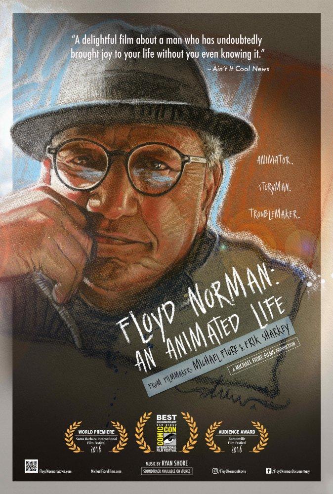 "Disney animator Floyd Norman had his groundbreaking career documented in ""Floyd Norman: An Animated Life."""
