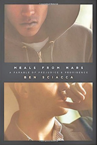 """Meals from Mars"" centers on a fateful late night encounter at a gas station in an urban neighborhood that brings together a white man from the suburbs and a young black man from the hood."