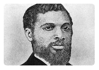 James Thomas Rapier was the only black delegate to the Alabama Constitutional Convention in 1867.