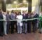 From left: Birmingham City Councilors Jay Roberson, Marcus Lundy, Valerie Abbott, Birmingham Mayor William Bell, Publix Store Manager Ginnie Donald, Council President Johnathan Austin, Councilor Sheila Tyson, businessman Scott Bryant, City of Birmingham's Lisa Cooper, Sen. Rodger Smitherman and Midtown Property owner Dick Schmaltz. (James Lewis III, The Birmingham Times)