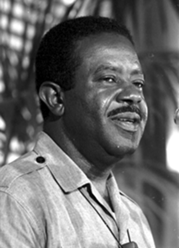 Rev. Ralph Abernathy at the National Press Club luncheon in 1968 (Library of Congress/Public domain)