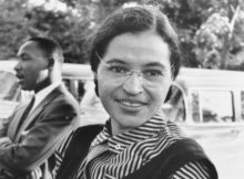 "Rosa Parks is known as the ""mother of the modern civil rights movement."""