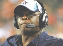 Sylvester Croom Jr. became the first African-American to be named head football coach in the Southeastern Conference.