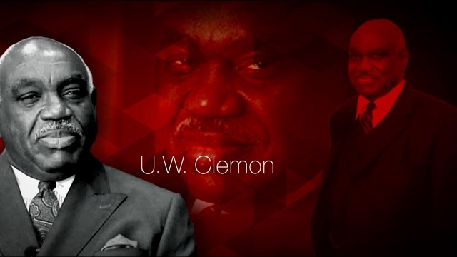 From student activist to a chief federal judge, U.W. Clemon has a strong history of fighting for equality. (Mark Jerald, Alabama NewsCenter)