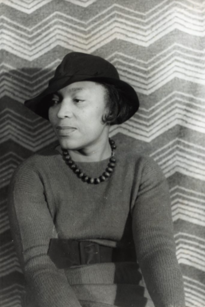 "Zora Neale Hurston is best known for her book, ""Their Eyes Were Watching God."""