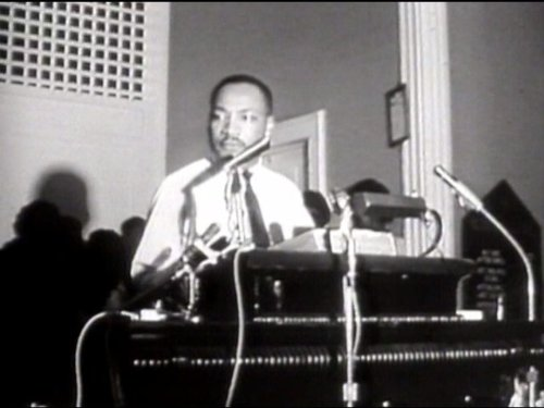 eyes on the prize-MLK